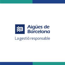 Aigües de Barcelona, patrocinador del CE Mediterrani