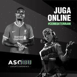 Juga online amb el CE Mediterrani