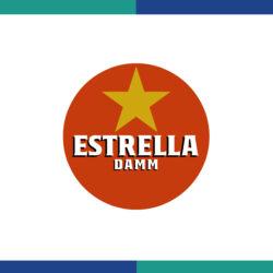 Estrella Damm, patrocinador del CE Mediterrani