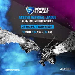Torneig ACEDYR National League – Rocket League