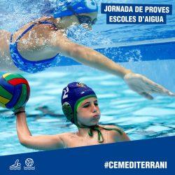 Jornada proves Escoles d'Aigua waterpolo i natació