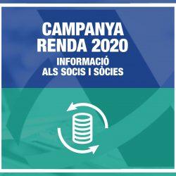 Certificat Renda 2020