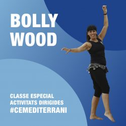 Bollywood –  activitat dirigida especial