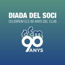Diada del Soci – Celebrem els 90 anys del Club