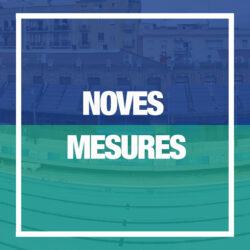 Noves mesures